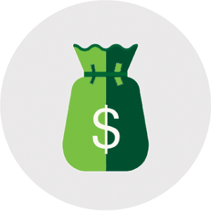 Fill up your money bags with a payday or title loan from QuikLend